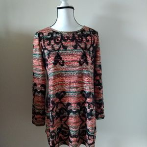Aryeh Sweater Dress/Tunic
